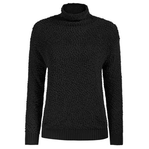 Load image into Gallery viewer, Grace Karin Velvet High Neck Sweater