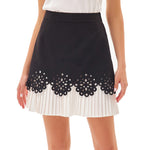 Grace Karin Burn-out High Waist Skirt