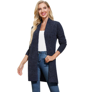 Grace Karin Women Thick Cardigan with Pocket