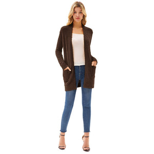 Load image into Gallery viewer, Grace Karin Thigh Length Cardigan