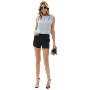 Load image into Gallery viewer, Grace Karin High Waist With Big Pockets Shorts