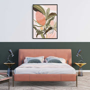 Banksia Lust Canvas Mockup