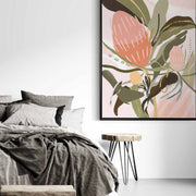 Banksia Lust Canvas Mockup #2