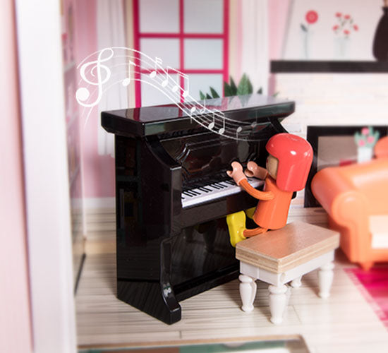 - Play the Piano