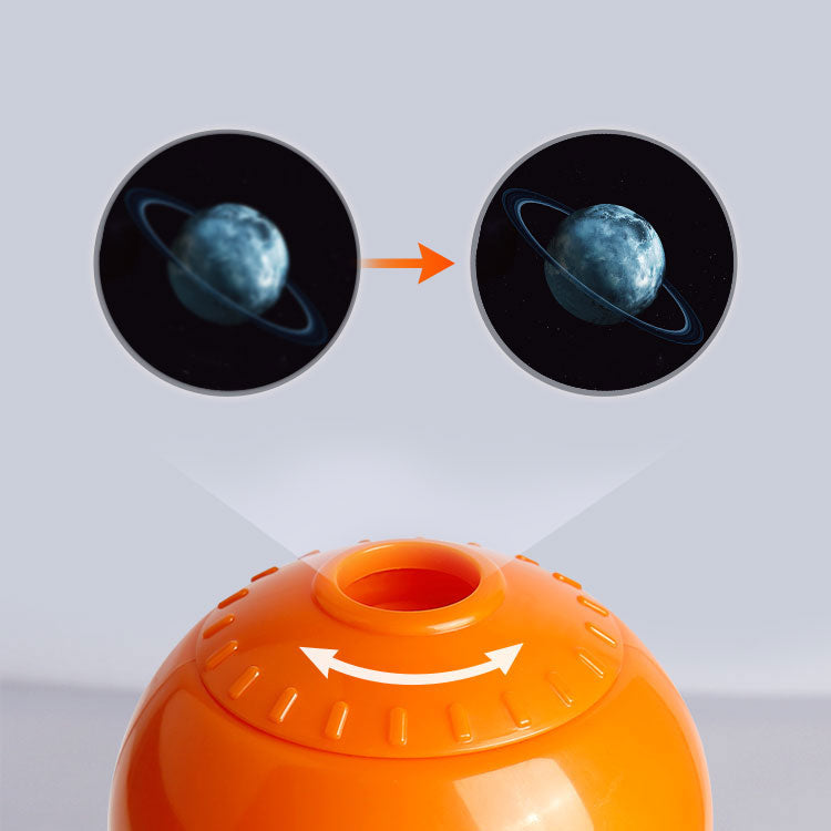 🌌 Solar System Planetary Electronic Projector - Science Can - Control the Focus