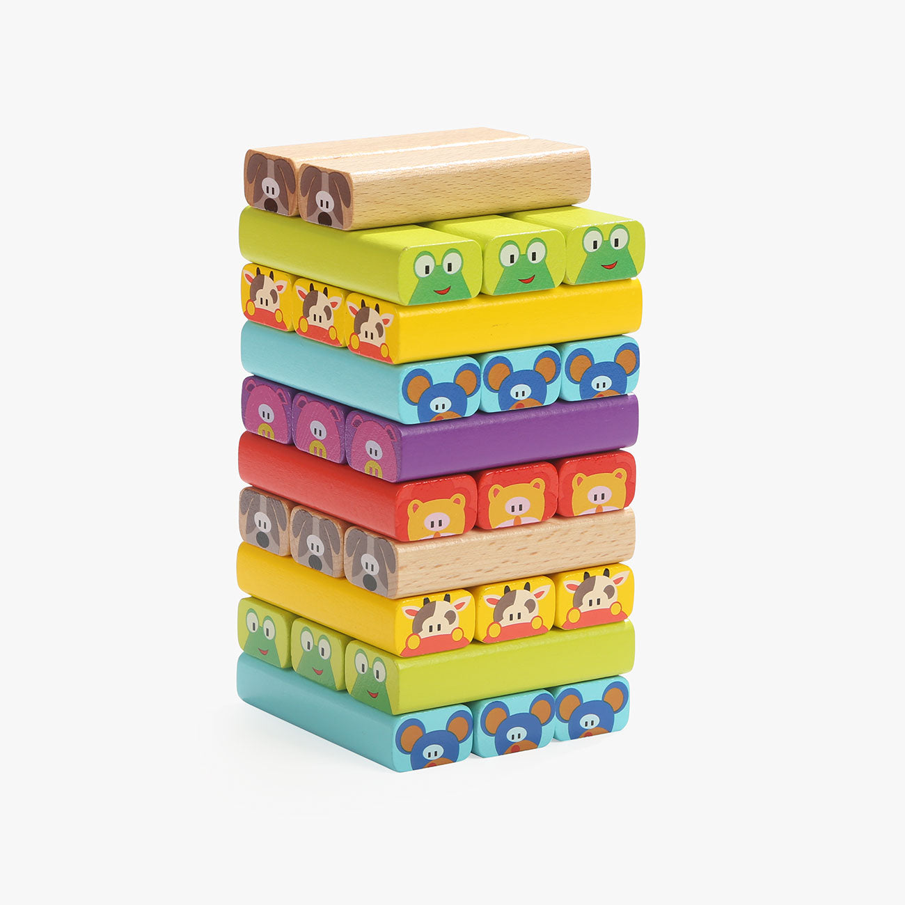 Animal Stacking Game