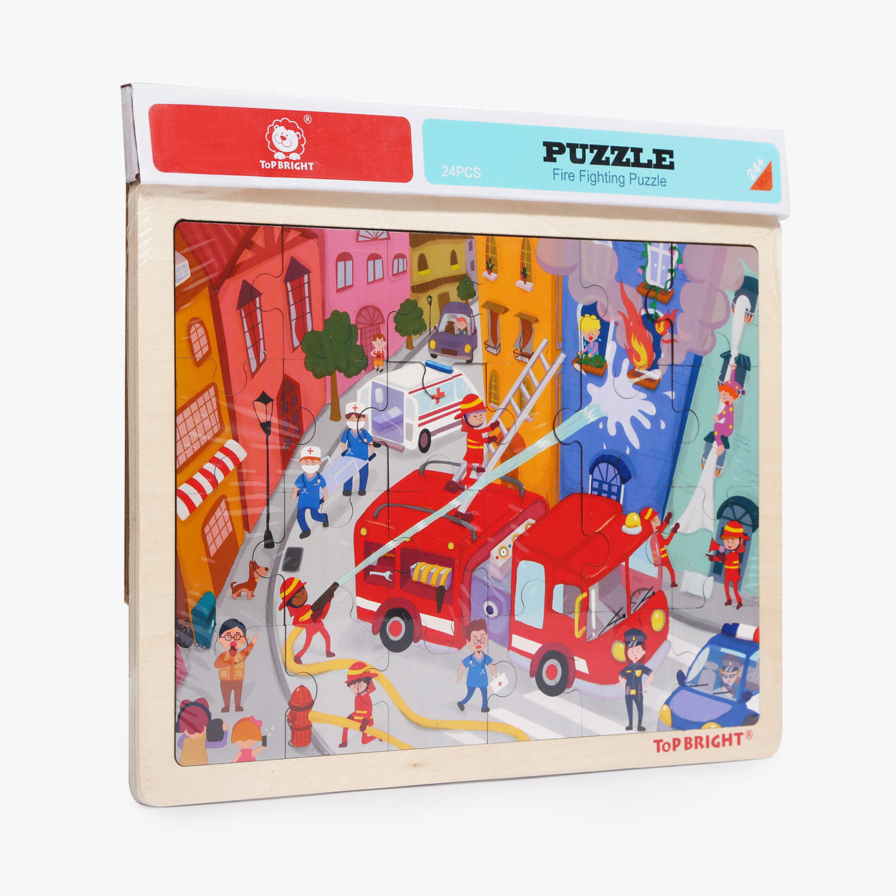 Fire Fighting Puzzle