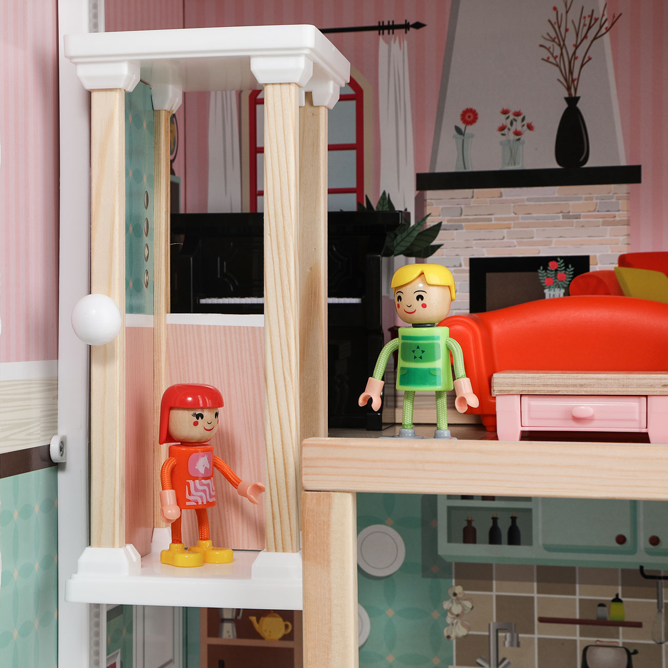 Bella's Dream Doll House