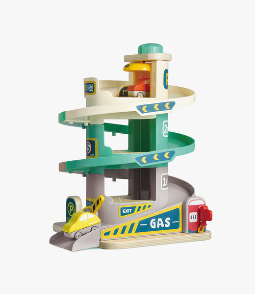 Dubai Deluxe Garage Playset
