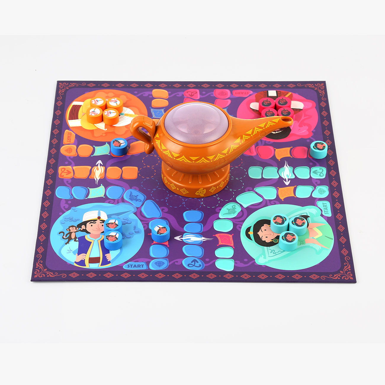 Aladdin & Magic Lamp 20 In 1 Classic Games