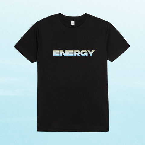 ENERGY: FACE T-SHIRT + DIGITAL ALBUM
