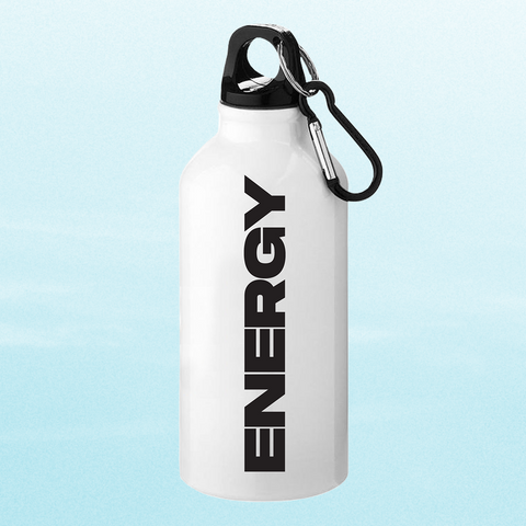 ENERGY WATER BOTTLE + DIGITAL ALBUM