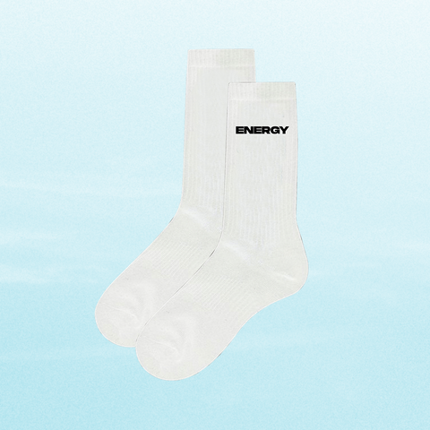 ENERGY SOCKS + DIGITAL ALBUM