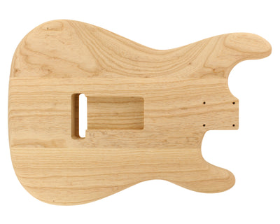 SC BODY 3pc Swamp Ash 2.1 Kg - 826754-Guitar Bodies - In Stock-Guitarbuild