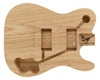 TC BODY 3pc Swamp Ash 1.8 Kg - 827591-Guitar Bodies - In Stock-Guitarbuild