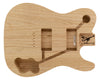 TC BODY 3pc Swamp Ash 1.7 Kg - 827607-Guitar Bodies - In Stock-Guitarbuild
