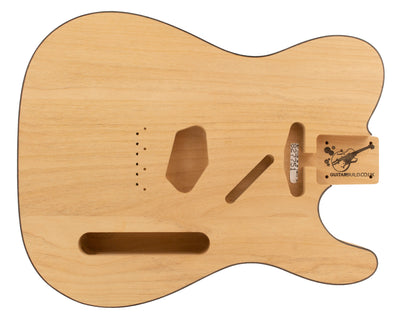 TC BODY 3pc Alder 2 Kg - 827751-Guitar Bodies - In Stock-Guitarbuild