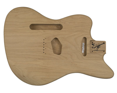 Guitar Bodies - TM BODY 3 pc Alder 2.4 KG 808743 - Guitarbuild - 1