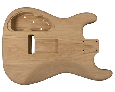 SC BODY 3pc Swamp Ash 2 Kg - 822091-Guitar Bodies - In Stock-Guitarbuild