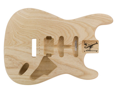 SC BODY 2pc Swamp Ash 1.8 Kg - 830027-Guitar Bodies - In Stock-Guitarbuild