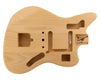 JG BODY 2pc Alder 2 Kg - 828277-Guitar Bodies - In Stock-Guitarbuild