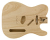 TC BODY 2pc Swamp Ash 2 Kg - 830270-Guitar Bodies - In Stock-Guitarbuild