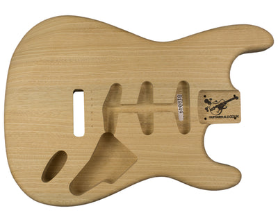 SC BODY 2pc Korina 1.8 Kg - 818049-Guitar Bodies - In Stock-Guitarbuild