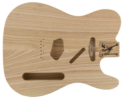 TC BODY 2pc Swamp ash 2.3 Kg - 823241-Guitar Bodies - In Stock-Guitarbuild