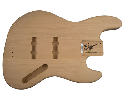 JB BODY 2pc Alder 2.1 Kg - 816205-Bass Bodies - In Stock-Guitarbuild