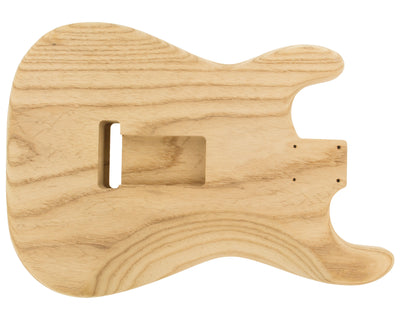 SC BODY 1pc Roasted Swamp Ash 1.6 Kg - 824026-Guitar Bodies - In Stock-Guitarbuild
