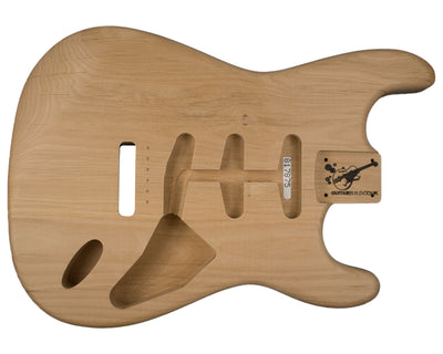 SC BODY 2pc Alder 2 Kg - 817875-Guitar Bodies - In Stock-Guitarbuild