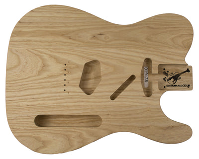 TC BODY 3pc Swamp Ash 2.3 Kg - 819138-Guitar Bodies - In Stock-Guitarbuild