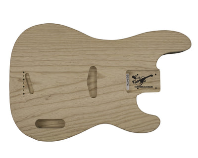 Bass Bodies - PB 1951 BODY 1 pc Swamp Ash 2.4 KG - 809474 - Guitarbuild - 1