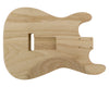 SC BODY 2pc Swamp Ash 2.1 Kg - 830034-Guitar Bodies - In Stock-Guitarbuild