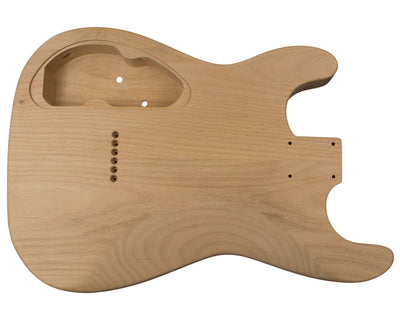 SC BODY 2pc Alder 1.9 Kg - 817479-Guitar Bodies - In Stock-Guitarbuild