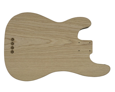 Bass Bodies - PB 1951 BODY 1 pc Swamp Ash 2.4 KG - 809474 - Guitarbuild - 2