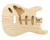 SC BODY 3pc Swamp Ash 1.9 Kg - 829540-Guitar Bodies - In Stock-Guitarbuild