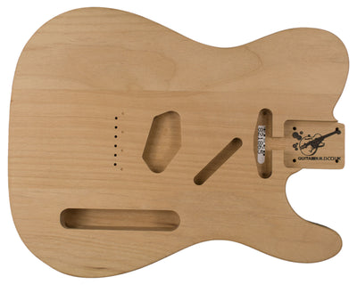 TC BODY 3pc Alder 2.1 Kg - 821865-Guitar Bodies - In Stock-Guitarbuild