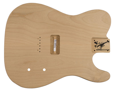 TC BODY 2pc Alder 2.1 Kg - 814591-Guitar Bodies - In Stock-Guitarbuild