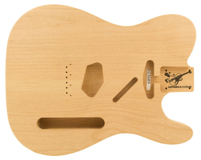 TC BODY 2pc Alder 2.1 Kg - 823609-Guitar Bodies - In Stock-Guitarbuild