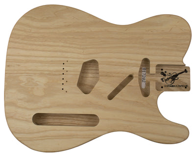 TC BODY 2pc Baseball Bat Ash 2.4 Kg - 817202-Guitar Bodies - In Stock-Guitarbuild