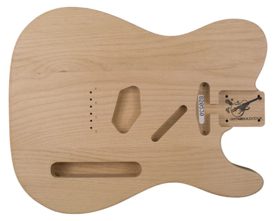 TC BODY 3pc Alder 1.8 Kg - 820530-Guitar Bodies - In Stock-Guitarbuild