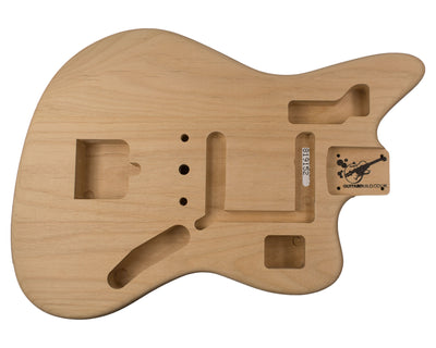 JG BODY 3pc Alder 1.9 Kg - 819152-Guitar Bodies - In Stock-Guitarbuild