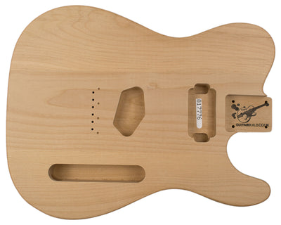 TC BODY 3pc Alder 1.9 Kg - 817776-Guitar Bodies - In Stock-Guitarbuild