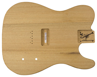 TC BODY 3pc Korina 2.7 Kg - 817226-Guitar Bodies - In Stock-Guitarbuild