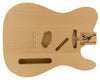 TC SS BODY 1959 - 1966 3pc Alder 2.1 Kg - 831819-Guitar Bodies - In Stock-Guitarbuild