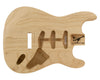 SC BODY 3pc Swamp Ash 1.7 Kg - 829816-Guitar Bodies - In Stock-Guitarbuild
