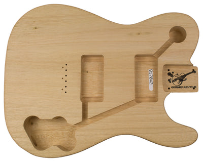 TC BODY 3pc Korina 1.7 Kg - 817042-Guitar Bodies - In Stock-Guitarbuild