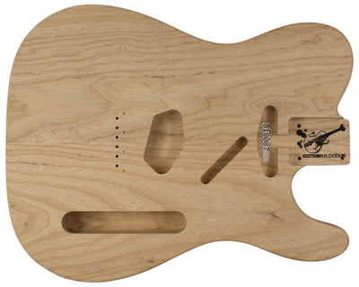 TC BODY 2pc Swamp ash 2.1 Kg - 818087-Guitar Bodies - In Stock-Guitarbuild