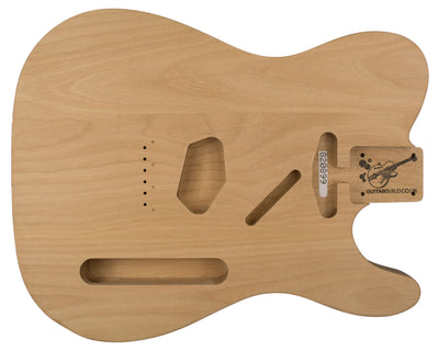 TC BODY 3pc Alder 2.1 Kg - 820899-Guitar Bodies - In Stock-Guitarbuild